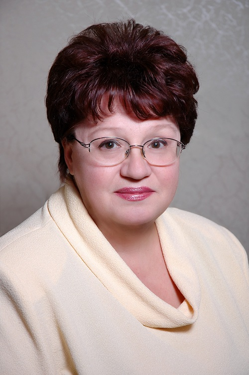 Mrs Elena Afanasyevna Bederman